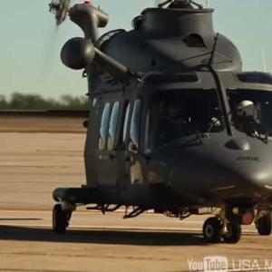 【新型ヘリ】MH-139Aグレイウルフ・特殊部隊TRFが乗るICBMサイロ防衛ヘリコプター