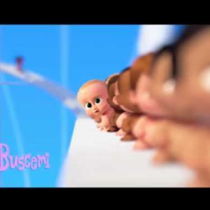 いっぱい赤ちゃんが出てきます!映画『ボス・ベイビー』冒頭映像