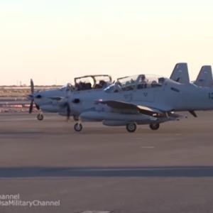A-29スーパーツカノ軽攻撃機(EMB-314)・アフガニスタン空軍 – A-29 Super Tucano Light-attack Aircraft – Afghan Air Force