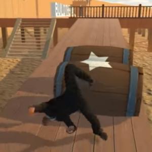 ピストルで撃たれる大統領を無視する…。-【実況プレイ】