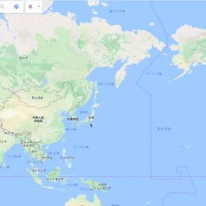 騙されてないか? メルカトル図法で日本を見れば世界地図に騙されている事に気付く!