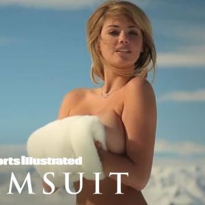 ケイト・アプトン(Kate Upton)がモデルをしたらセクシー過ぎたようです。