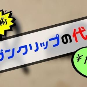 【節約釣り】ランガンクリップは安くてすぐ手に入るアレで代用できる!