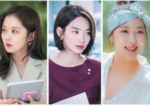 30代40代のベテラン女優が今秋の韓国ドラマを牽引するみたいです!