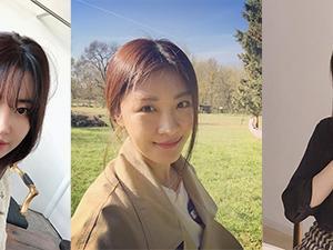 ジウォンさん、芸能界を代表する40代童顔スターと呼ばれているそうです!!