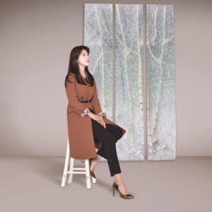 ジウォンさんが専属モデルを務めるクロコダイルレディースの秋グラビア公開です!!