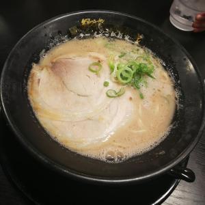 【兵庫】ラーメン こがね家 明石本店