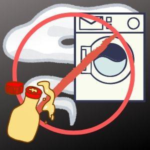 洗濯物が臭い!!簡単!?気になる臭いとおさらばだ!!