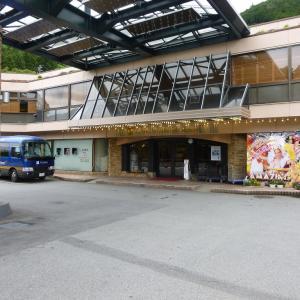 岐阜県 下呂温泉 ホテルくさかべアルメリアでのランチバイキング