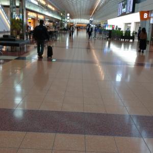 羽田空港貸し切りか!