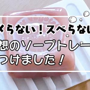 石鹸のヌメリとおさらば!アイデア詰まった山崎実業のソープディッシュ