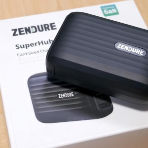 Zendure SuperHub SE レビュー:Switchのドックとしても使える!HDMI(4K 60Hz)出力対応の多機能USBハブ