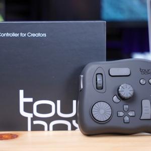 TourBox レビュー:作業効率が爆上がり!クリエイター向けに最適化された左手デバイス
