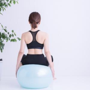 姿勢をよくするには〇〇の筋肉を鍛えよう!