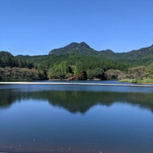 快晴の古賀志山は倉掛山からシゲト山縦走