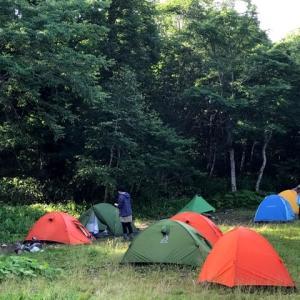 テントのカスタマイズ