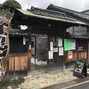 祭りの休息スポットにも最適な古民家カフェ、和カフェ 日月花(岸和田市)