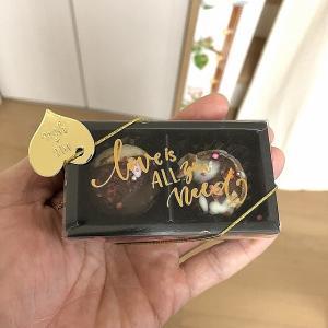 Valentineのチョコレート