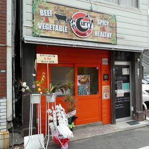 テイクアウトのできるお店紹介、がやCurry(堺市堺区)
