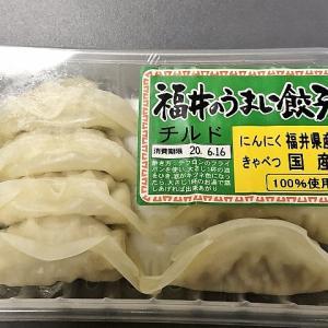 餃子食べ比べシリーズ、福井のうまい餃子(宇都宮正二商店)