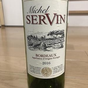 ミッシェル・セルヴァン・ボルドー赤