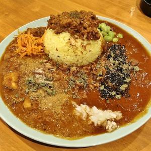 堺東の間借りカレーはスパイシー♪、スパイスカレー ハレクラ(堺市堺区)