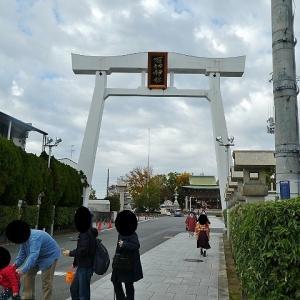 石切神社周辺をぷ~らぷら