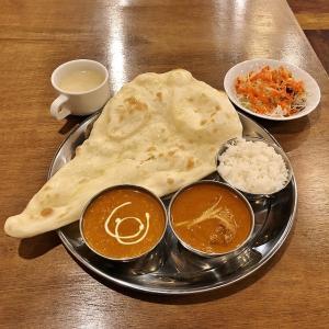 特にナンが美味い!!、Indian・Nepali Restaurant HEERA(堺市北区)