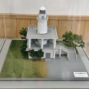 道の駅 みさき夢灯台で灯台を見つけた(泉南郡岬町)