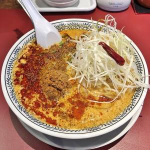 暑いときにはやっぱり担々麺!!、丸源ラーメン 堺福田店(堺市中区)
