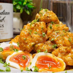 【レシピ】鶏ささみで♬やみつきカレーのりマヨチキン♬
