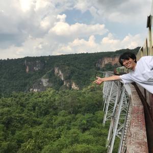【世界一周#19】世界で2番目に高い幻の鉄橋ゴッティ鉄橋⦅絶景⦆