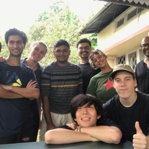 【世界一周#27】インド東北部の都市Guwahati到着!!