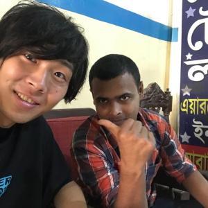 【世界一周#31】バングラの首都ダッカ(Dhaka)の日本人宿あじさいに泊まってみた!