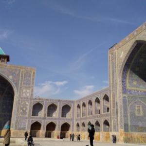【イラン】世界の半分?イスファハーン観光してきた【年末年始】