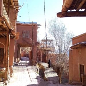 【イラン】カシャーンとアブヤーネ村を観光してきた【年末年始旅行】