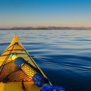 【初心者向け】フィッシングカヤックを海で使う場合に知っておくべき4つのこと