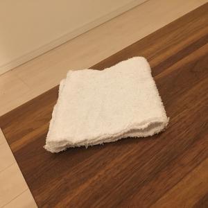 雑巾掛けの魅力