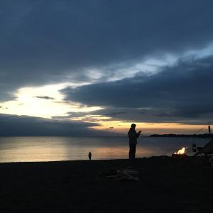 -初のソロキャンプの場所を選んだ理由3つ-初めてのソロキャンプin三戸浜海岸