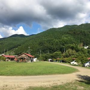 関西キャンプ場紹介 紀美野町・「毛原オートキャンプ場」
