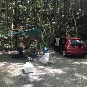 電車で行けないキャンプ場① 道志村・道志の森キャンプ場紹介