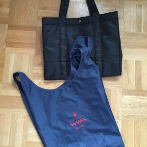 みなさんのマイバッグはどんなバッグですか?