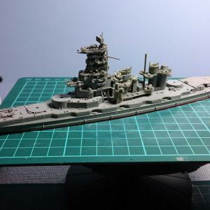 戦艦 榛名  その2
