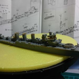軽巡洋艦 北上 その2