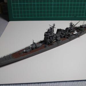重巡洋艦 妙高 完成