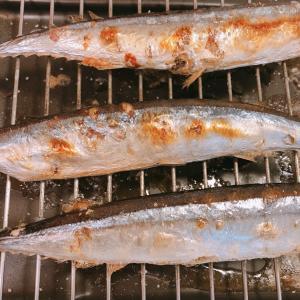 お魚の皮が網にくっつかない裏技
