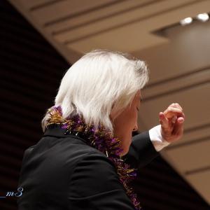 BRA★BRA2019で撮影した指揮者 栗田博文さんの写真