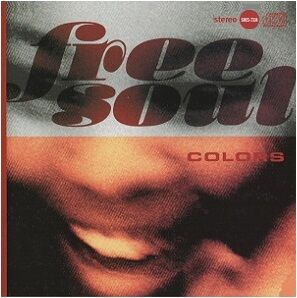 「キース・バロウ ~ free soul COLORS」