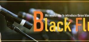 「Black Flute Women」