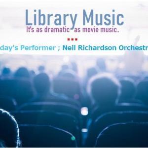 「作曲家;ニール・リチャードソン」
